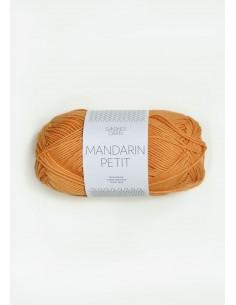 MANDARIN PETIT Varm Gul 2524